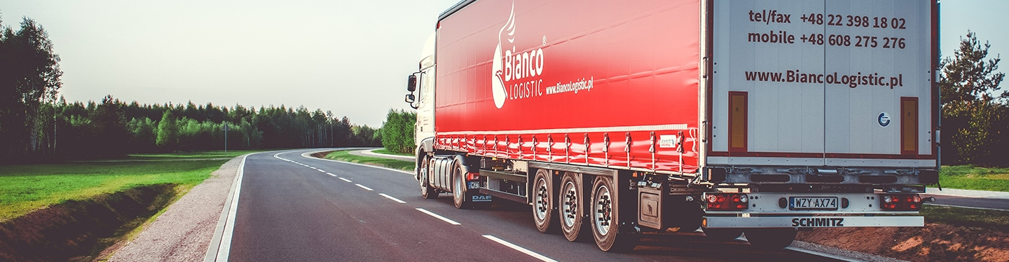 Contact with BIANCO LOGISTIC